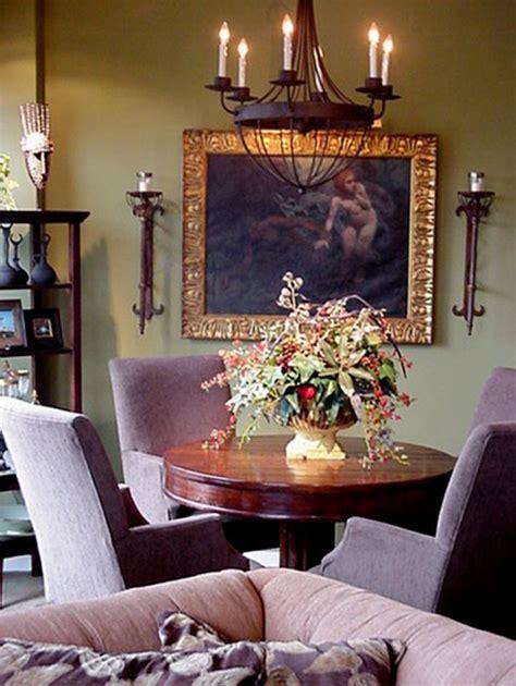 sage green dining room lavish dining room hgtv