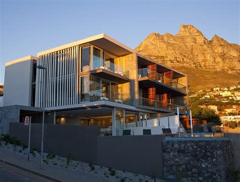 hotel designs modern composition of regular forms cape town s luxurious pod boutique hotel freshome