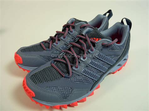 mint s adidas kanadia 5 tr trail course running shoes size 9 5 grey 70 ebay