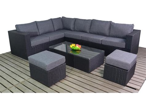 Centurion Port Royal Prestige Rattan Garden Furniture