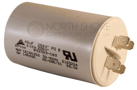 what is a linear capacitor linear 219109 1 3hp capacitor northshorecommercialdoor