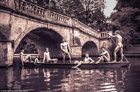 Cambridge Schools Calendar Cambridge Students Bare All For Charity Photos