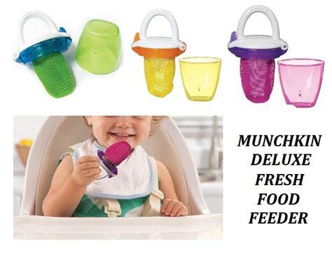 food feeder munchkin deluxe fresh food feeder asibayi