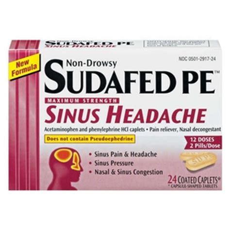 best sinus infection medicine sudafed pe sinus headache medicine reviews viewpoints