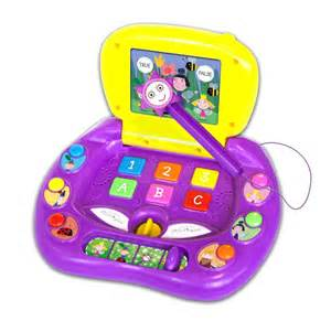 Inspiration works ben and holly s little kingdom magical laptop kids