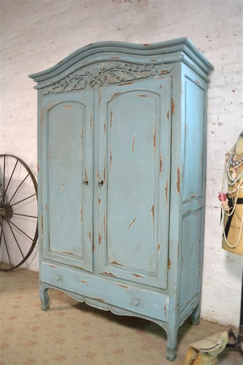 shabby chic armoire 25 best ideas about armoire on