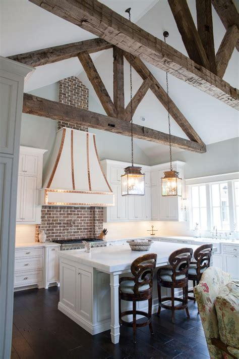 expose  rusticity  exposed beams