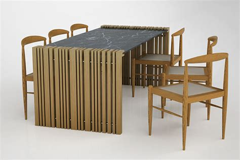 Modular Dining Table And Chairs Modular Dining Table By Neptun Ozis Dzine Trip