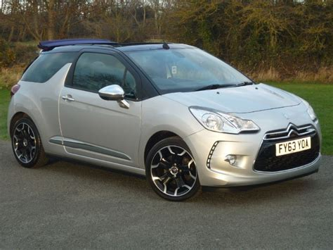Citroen Ds3 For Sale by Used Citroen Ds3 For Sale Cheshire