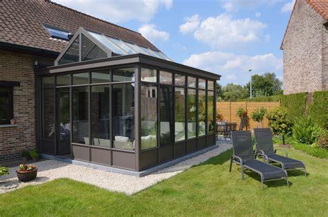 in veranda veranda voor keuken vertrouw op verandabouw der bauwhede
