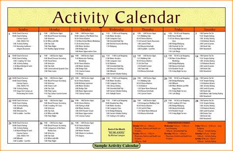 Church Calendar Templates The Hakkinen Church Calendar Template
