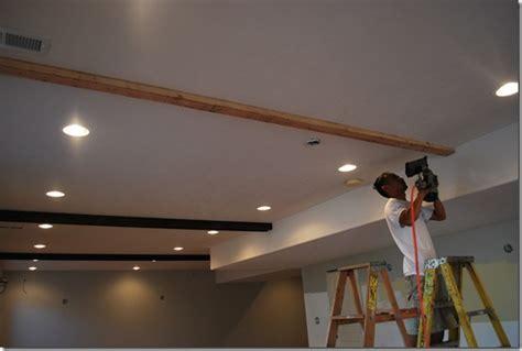 easy diy faux beams sweet pickins furniture