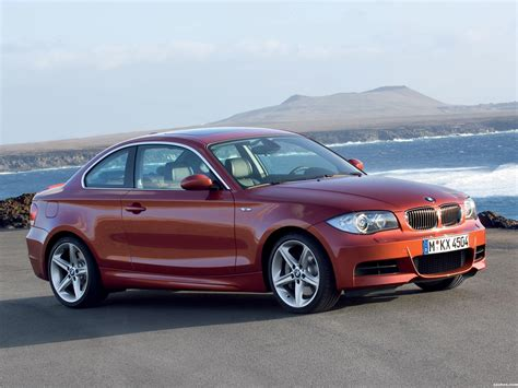 fotos de bmw serie 1 coupe 2008 foto 22