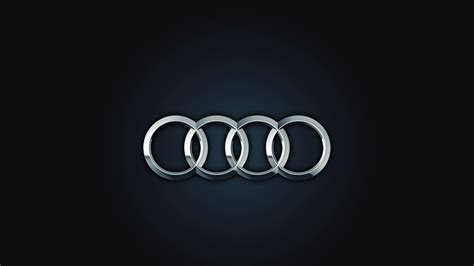 logo audi 7 hd audi logo wallpapers hdwallsource com