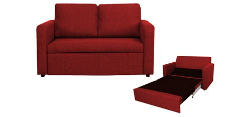 red sofa beds red sofa bed vanityset info