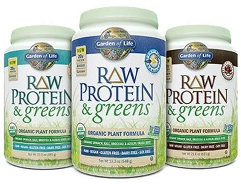Garden Of Protein And Greens Garden Of Protein And Greens