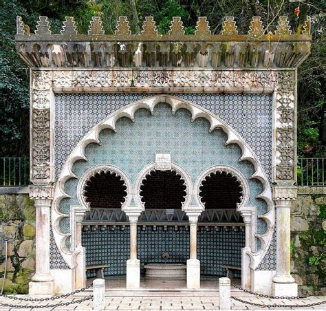 moorish architecture 25 best ideas about sintra portugal on pinterest