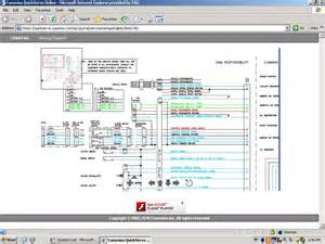 hi i need cummins celect plus ecm schematics and data link