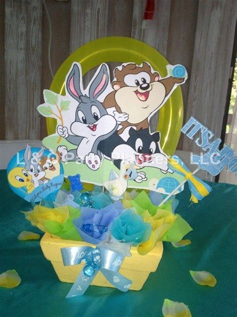 Baby Looney Tunes Decorations by 32 Best Looney Tunes Baby Shower Images On