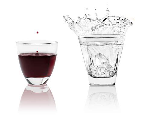 bicchieri degustazione bicchieri acqua e vino per una degustazione unica