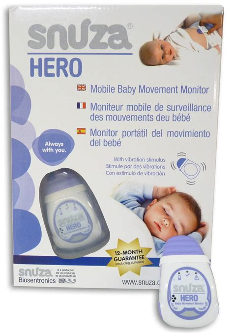 Crib Monitor For Baby Breathing by Snuza Halo Baby Movement Monitor Only 163 63 95 Comfybabies