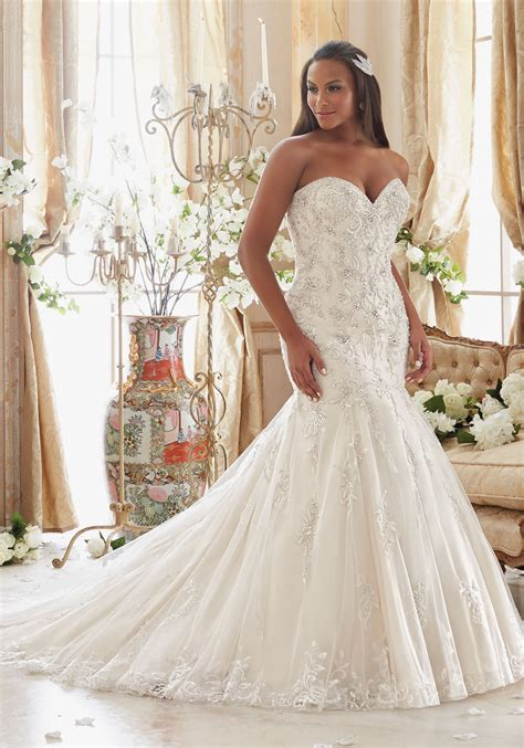 Wedding Dresses Plus Size by Julietta Collection Plus Size Wedding Dresses Morilee