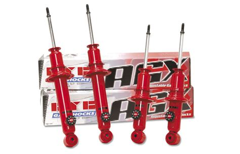 Shock Kayaba Beat kyb agx adjustable shock front for 90 97 miata racing beat
