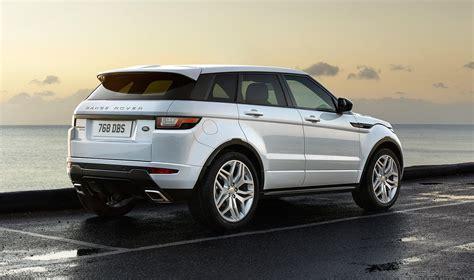 maroon range rover evoque range rover evoque y evoque coup 233 precios prueba ficha