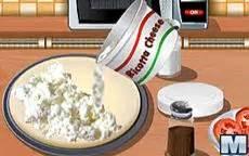 juegos de cocina con sara pizza cocina con sara pizza tricolore macrojuegos