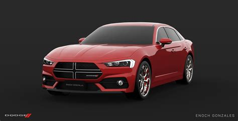2019 Dodge Charger by Would The 2019 Dodge Charger Look Like This Forcegt