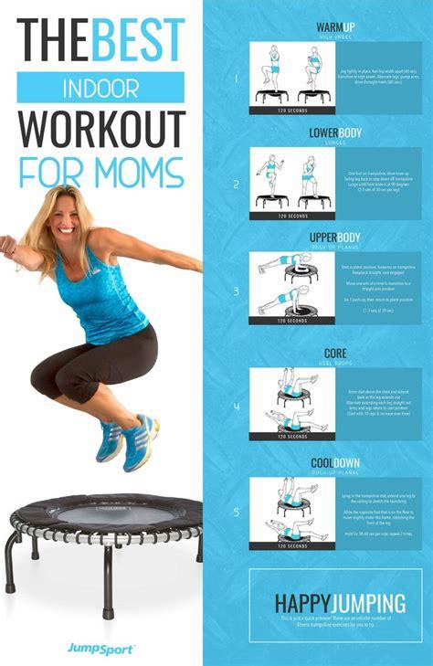 25 best ideas about mini troline workout on troline workout rebounder
