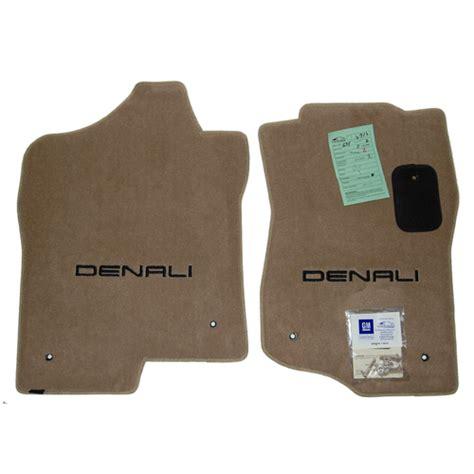 gmc denali floor mats 2000 2017
