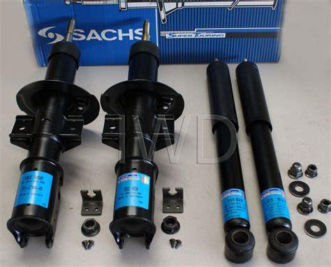 Reparkit Shock Depan C70 1 volvo 850 c70 s70 v70 set of 4 front rear shocks struts oem sachs ebay