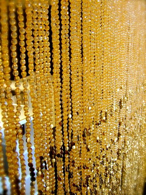 gold bead curtain chagne gold acrylic bead curtain memories of