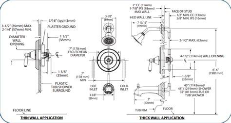 moen shower faucet parts positemp full size of moen t2153 chrome posi temp pressure balanced tub and