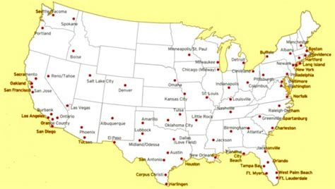 us map with important cities usa states map with major cities driverlayer search engine