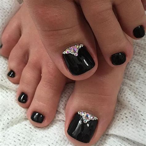 Black Toe Nail Designs best 25 black toe nails ideas on toe nail