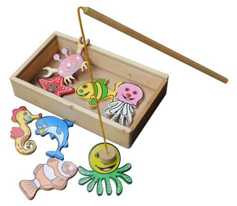 Puzzle Mancing by Mancing Mania Mainan Kayu