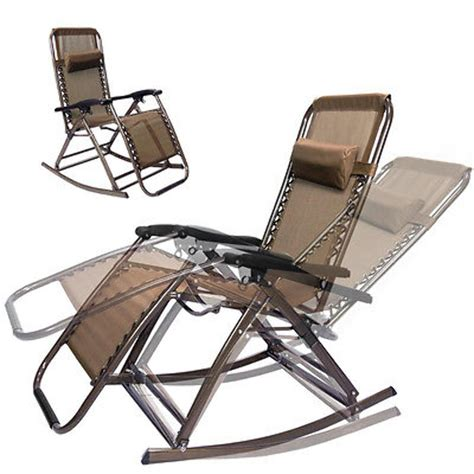zero gravity reclining chair infinity zero gravity folding reclining chair brown