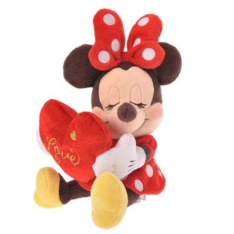 Minnie Original From Disney Store Japan disney store japan minnie plush ebay