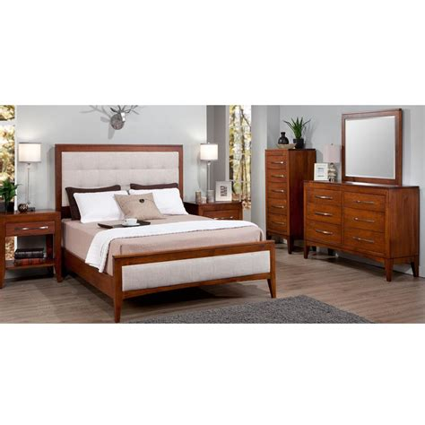 upholstered bed home envy furnishings solid