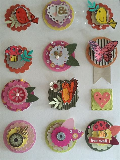 Floral Embellishments For Your Scrapbook Layouts by 503 Best Diy Embellishments Stickpins Ect Images On