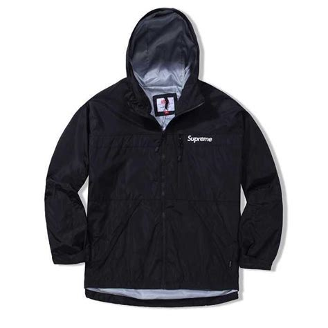supreme jackets for sale buy cheap superme 2017ss taped seam black jacket for sale