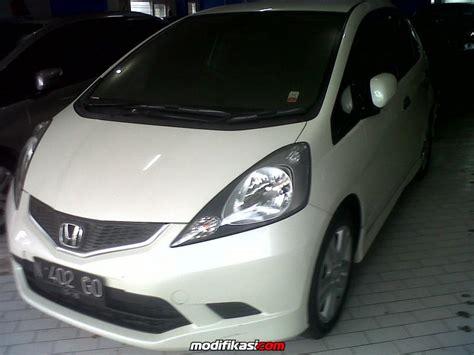 Plat Kopling Honda Jazz Rs Dijual Honda Jazz Rs Malang Tahun 2008 Putih