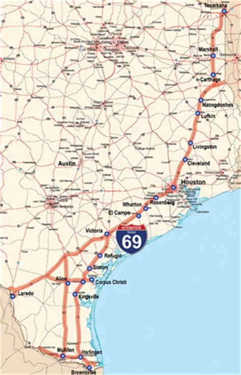 i 69 texas corridor map i 69 related keywords suggestions i 69 keywords