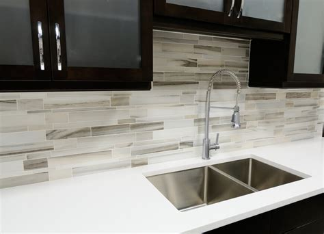 glass tile backsplash contemporary kitchen 75 kitchen backsplash ideas for 2017 tile glass metal etc taupe kitchens and modern
