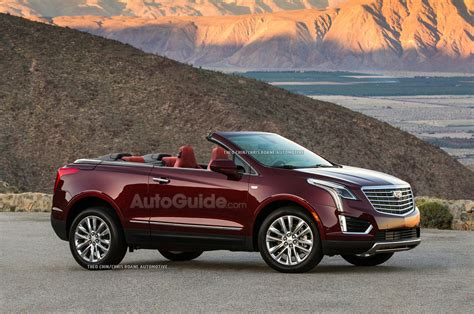 2020 Cadillac Xt6 Gas Mileage by It Or Leave It Cadillac Xt5 Convertible Rendered