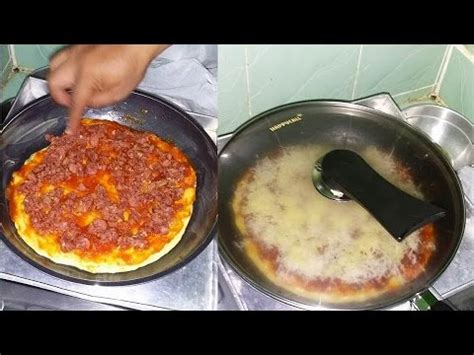 video membuat pizza teflon video clip hay cara membuat pizza sederhana di rumah