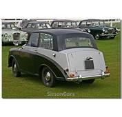 Simon Cars  Triumph Mayflower