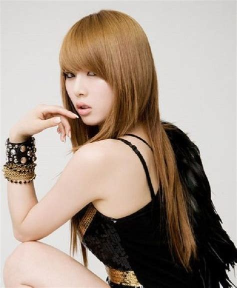 korean haircuts for long straight hair korean hairstyle straight hair women hairstyles ideas